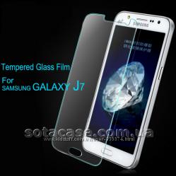 Новое защитное стекло для Samsung Galaxy J7 J700H