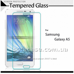 Новое защитное стекло для Samsung Galaxy A5 A500 A500H A500F