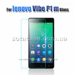 Новое оригинальное защитное стекло для Lenovo Vibe P1m
