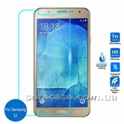 Новое защитное стекло на Samsung Galaxy J2 J200 J200h