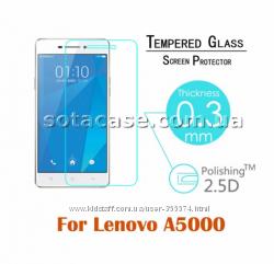 Новое защитное стекло для Lenovo A5000