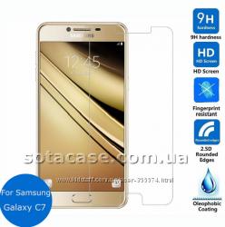 Защитное стекло для Samsung Galaxy C7