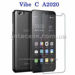 Защитное стекло для Lenovo Vibe C A2020