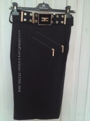 Elisabetta Franchi стильная юбка на стройную девушку. S, XS.