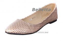 Балетки Belletta. Скидка