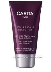 Carita  гоммаж для кожи головы Италия
