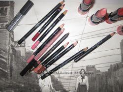 карандаш для губ CHANEL и  Givenchy