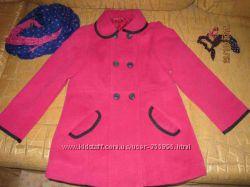 Пальто для модницы Young Dimension 6-7 лет