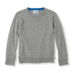 свитер хлопковый для мальчика