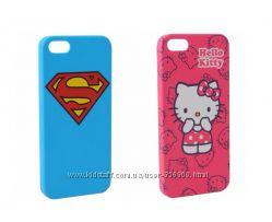 iPhone 5 5 s Superman, Hello Kitty