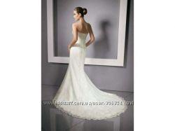 Свадебное платье MORI LEE США оригинал