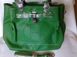 сумка женская Hermes в наличии 4 цвета