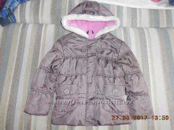 Куртка George 3-4 года 98-104