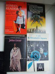 Книги на английском языке, историческая, для детей