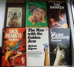 Книги на английском приключения детективы фантастика
