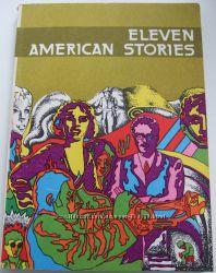 Книги на английском, сборники рассказов