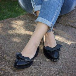 Туфли повседневно-нарядно-беговые на лапку 26-26, 3см
