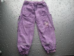 Спортивные штанишки, джинсовые бриджи