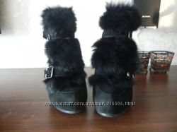 Модельные зимние ботиночки
