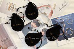 Pandora Бархатные мешочки для  Упаковки подарка Хранения Путешествий