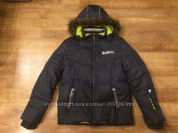 Куртка на пуху зимняя фирмы  C&A на рост 170 см