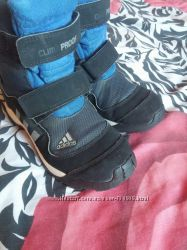 Продам зимние ботинки-tex после 1-го ребенка