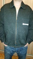Бомбезная куртка кофта шерсть Matinique L