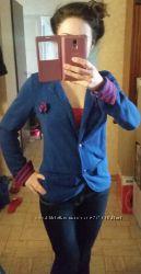 Пиджак трикотажный S. Oliver