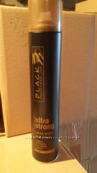 Black Professional Gold Ultra Strong Hair Spray
