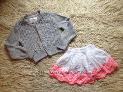 Модный гардероб для малышек 1-3 года