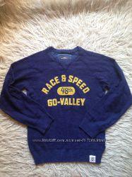 Зимние брендовые свитера на 9-12 лет