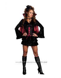 Карнавальный костюм вампирши