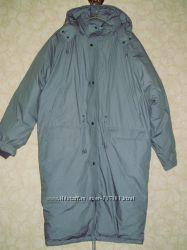 Новый пуховик-пальто, р. 50
