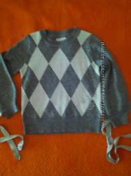 Стильный свитерок 4-5 лет