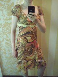 Красивое платье CAT ORANGE, хорошее состояние, р. 42
