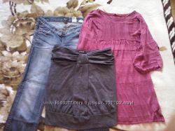 Фирменная одежда беременным, S, M, L