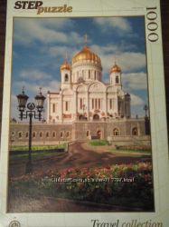 StepPuzzle пазл на 1000 дет. Храм Христа Спасителя
