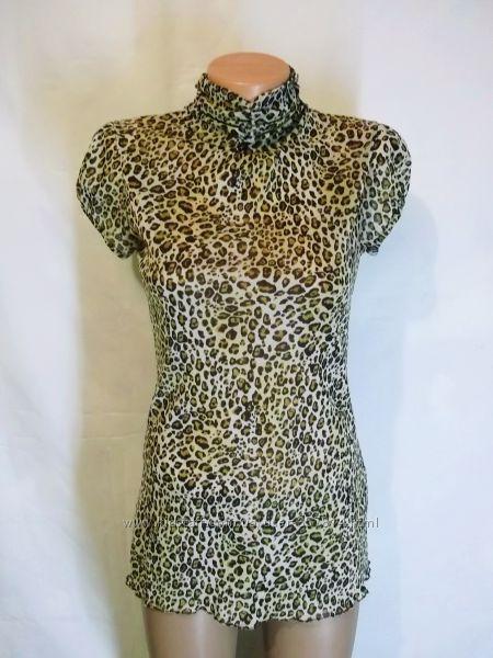 Леопардовая Туника С Доставкой