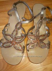 Нарядные стильные босоножки Bellissimo shoes Бразилия, размер 39 25 см