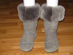 Новые зимние сапоги натуральные угги-унты FitFlop США, размер 7 41