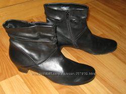 Кожаные утеплённые ботиночки Gabor Португалия, размер 740 26, 5 см