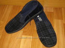 Новые домашние закрытые тапочки Dunlop Австралия, размер 43 28 см