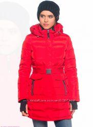 Красный женский пуховик Snowimage, р. XL, 2XL