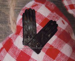 Элегантные женские перчатки из кожи барана, р. 6, 5-8, 5