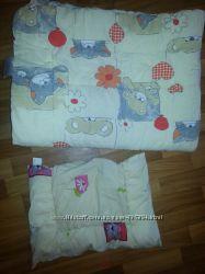 Продам одеяло и подушку Billerbeck в хорошем состоянии