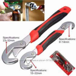 Универсальный ручной гаечный ключ Snap&acuteN Grip