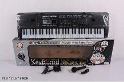 Синтезаторы детские. С FM и USB. Разные виды.