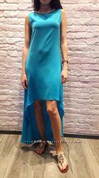 Платье шелк  zara, Gucci, kenzo