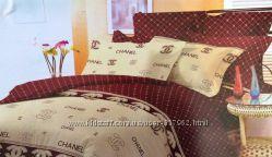 3 Д Комплекты 1, 5, Евро, 2-спальный комплекты постельного белья