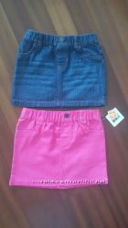 Юбка джинсовая, 2 цвета, 3-5лет